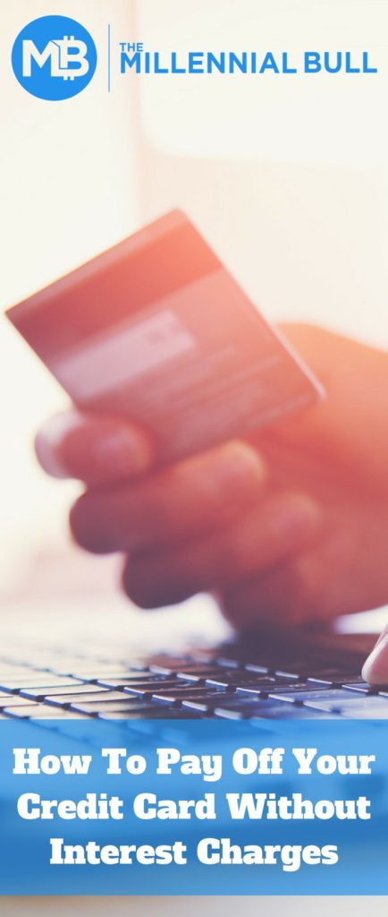 how to get cash from credit card without interest
