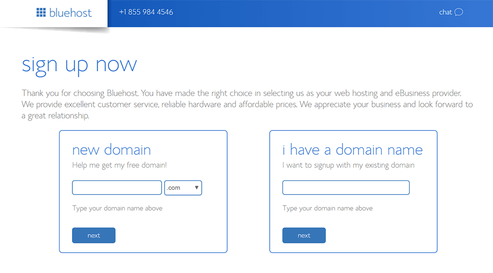how to start a blog bluehost domain - How To Start A Blog