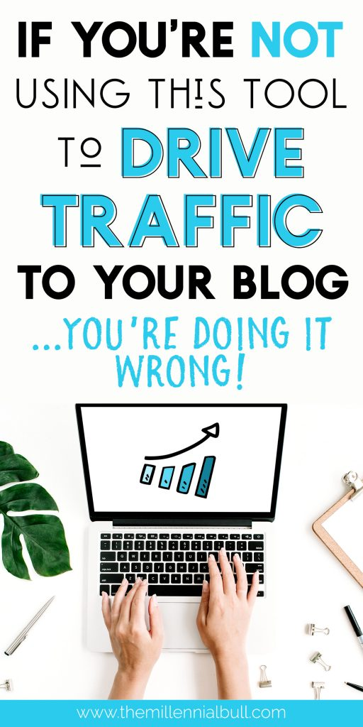 If you're not using this tool to drive traffic to your blog, you're doing it wrong - Explode your traffic with tailwind tribes - how to use tailwind tribes to boost blog traffic | themillennialbull.com