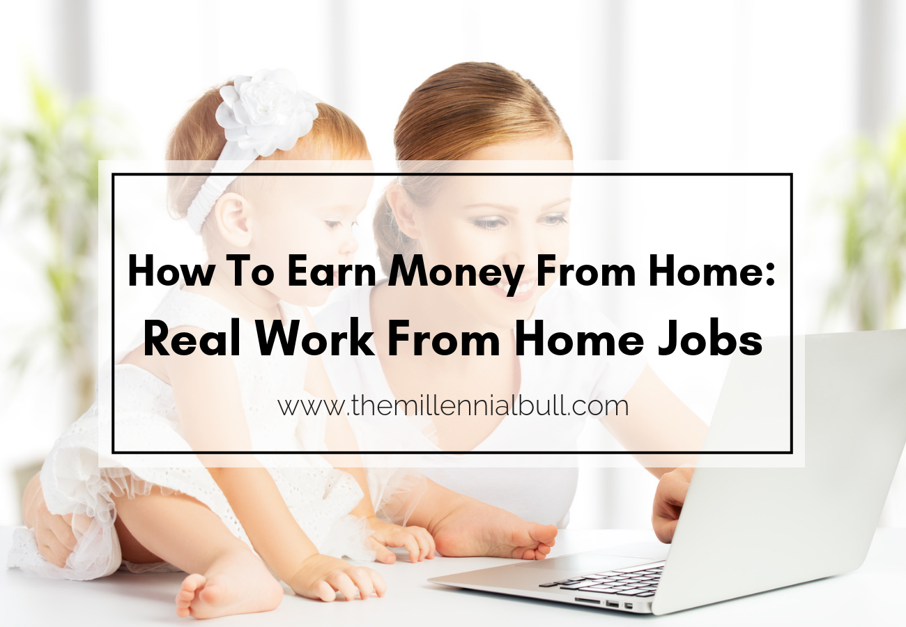 work from home jobs near me