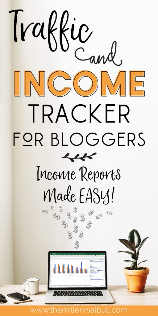 Traffic and income tracker for bloggers - income reports made easy! Spend less time recording data and more time creating content that sells! Income reports are easier than ever with our traffic, income and expense tracker for bloggers. Record all data related to your blog's growth and bottom line to keep track of what you are spending & earning, & how your traffic growth correlates with your revenue. #bloggingtools #bloggingresources #bloggingproducts