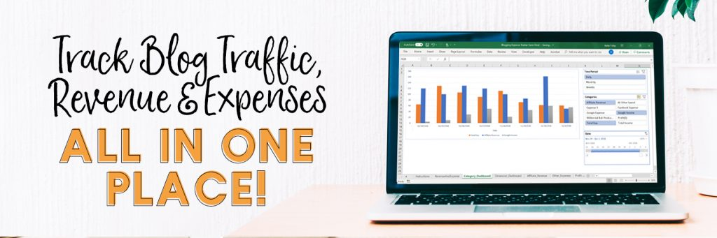 Traffic and income tracker for bloggers - income reports made easy