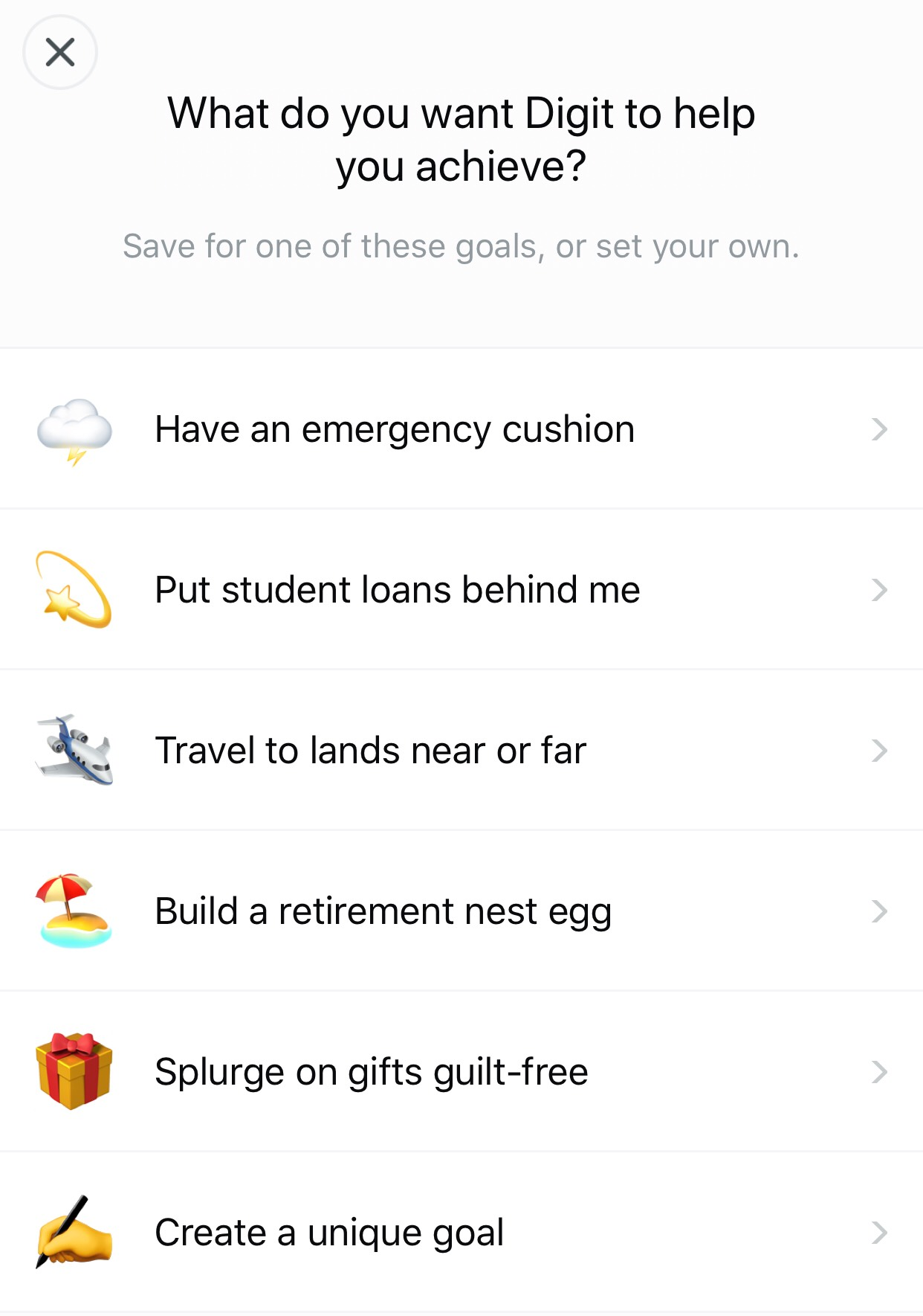digit savings app 4 - Digit: Save Money Without Thinking About It