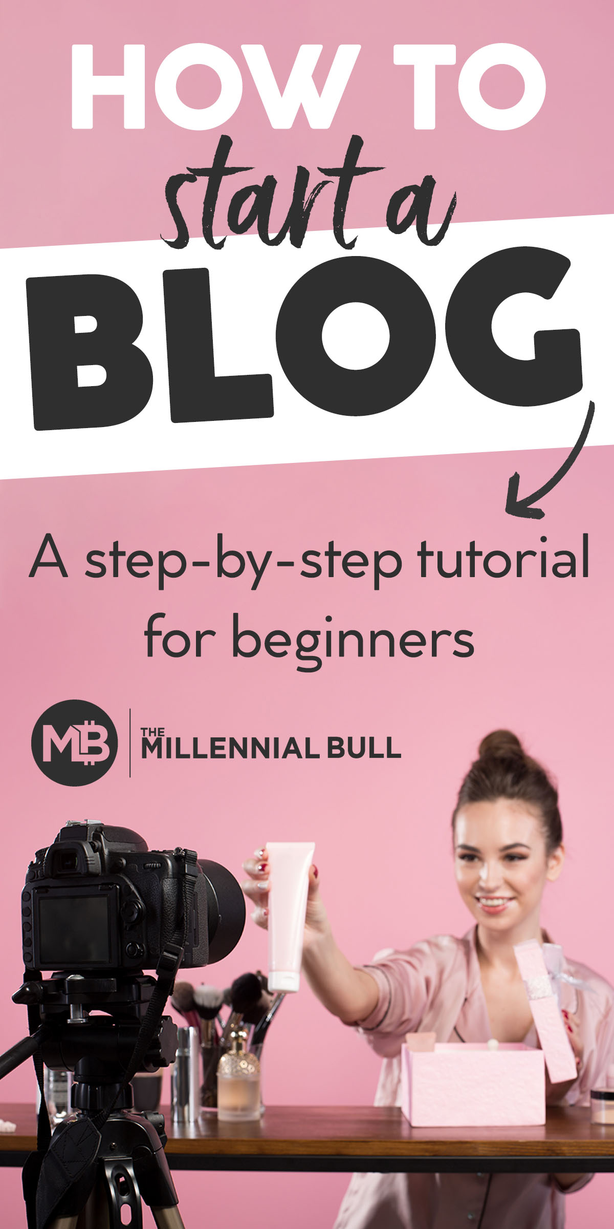 how to start a blog step by step tutorial for beginners - How To Start A Blog